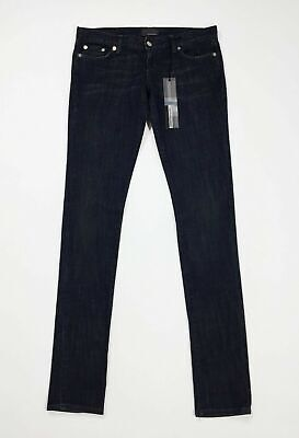 Cool hunting people jeans donna nuovo skinny W28 tg 42 woman slim denim T5181
