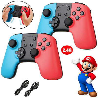 Wireless Bluetooth Pro Game Controller Joypad For Nintendo Switch Console PC