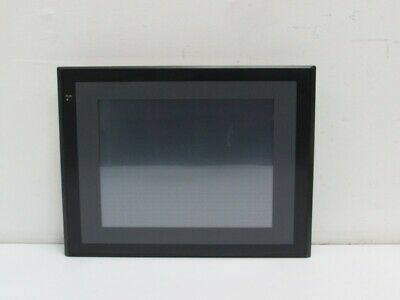 Omron Touch Panel NS10-TV01B-V1 Interactive Display 24V DC 25W TESTED
