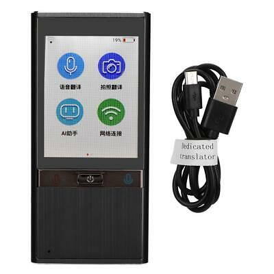 T9 Smart Voice Translator 2.8 inch Touch Screen 70 Languages Instant Translation