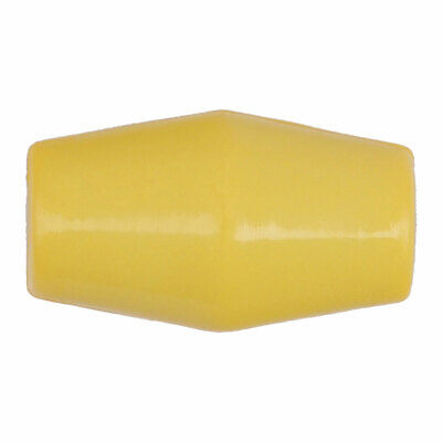 Trimits | Loop Back Toggle | 18mm | Yellow | 50 Pack | G4237-3