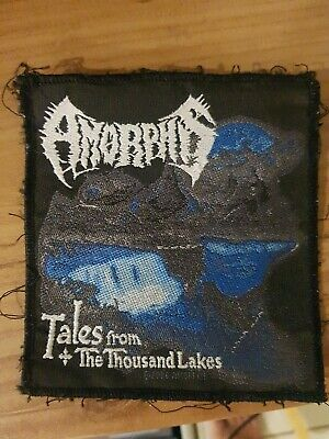Amorphis Patch (Death Possessed Carnage)