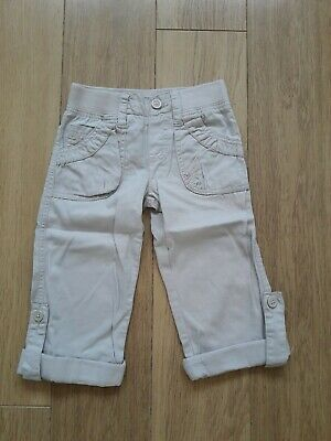 Girls Cropoed Trausers Size 5 Years