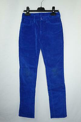 Gap Kids Pink Electric blue chord trousers Cotton 8-9 Years