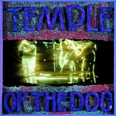 TEMPLE OF THE DOG SelfTitled CD Soundgarden Pearl Jam Chris Cornell Eddie Vedder