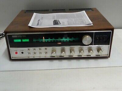 Vintage Harmon Kardon 930 Twin Powered AM/FM Stereo Receiver