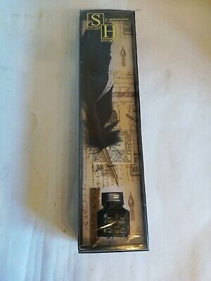 Stuart Houghton Quill & Ink Calligraphy Gift Set