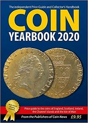 Coin Yearbook 2020 New Paperback Book