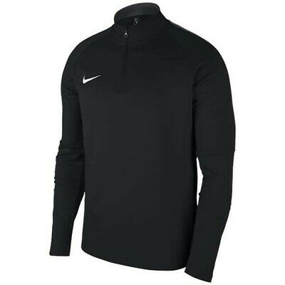 Nike kids Academy 1/4 Zip Midlayer  DRI-FIT Drill Top Football Training Medium