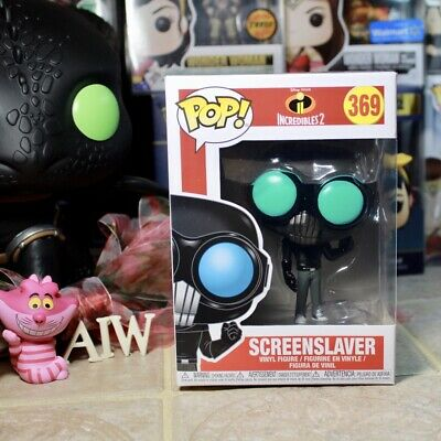 Disney Pixar-Incredibles 2 en stock Funko Pop screenslaver Figure #369