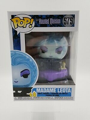Funko Pop! Disney The Haunted Mansion Madame Leota #575 In Hand! Boxlunch (0728)