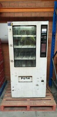 2 Colonial M Snack Vending Machines For Parts