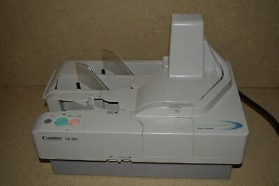 Canon Cr-180 Check Scanner