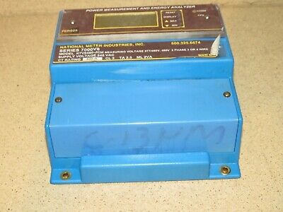 Watt Watcher Power Measurement/Energy Analyzer Series 7000V8 -K7V8480-Jcm (W2)