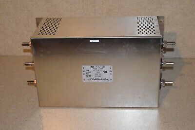 Emi Filter Type Nf3100A-Cd 100A 2000Vac 3 Phase / 3 Wire (Ef2)