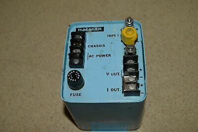 Halmar Mvi Voltage Isolator 10 To 10 Ma (C3)