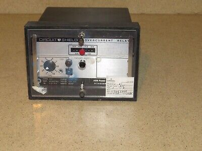 ^^ Abb / Circuit Shield Overcurrent Relay Type 51Y 125V (A)