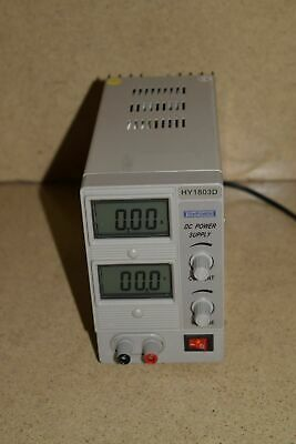 ^^ Tekpower Hy1803D Dc Power Supply