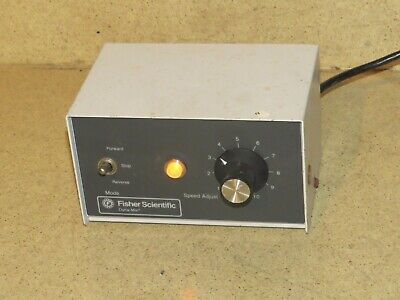 Fisher Scientific Dyna-Mix Model 143 Controller