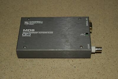 ^^ Campbell Scientific Md9 Multidrop Interface (K22)