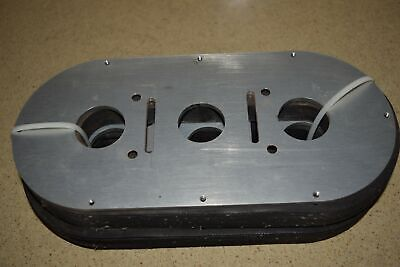 Protective Bellows For Linear Bearing Setup