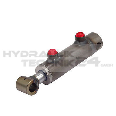 Hydraulic Cylinder Div. Mod. Variations with Cross-Hole
