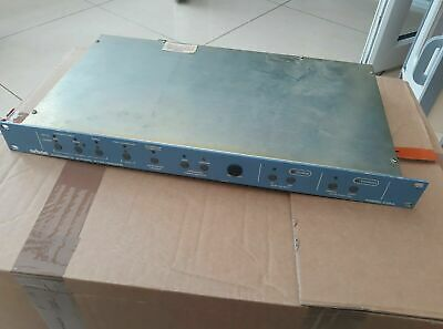 Orban Stereo Synthesizer audio processor broadcast 275A