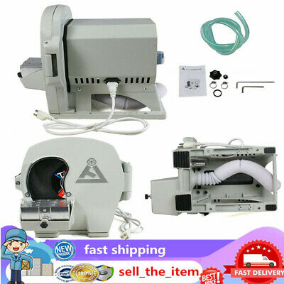 CE Dental Wet Model Trimmer Shaping Machine Abrasive Disc Wheel Gypsum Arch UK