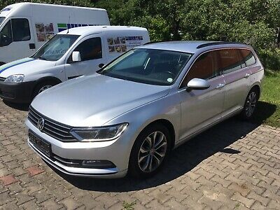 VW Passat Variant (3C) 2.0 TDi Bluemotion