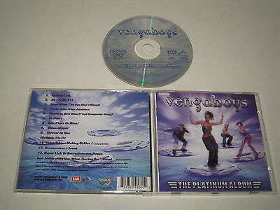 Vengaboys / the Platinum Album (Emi / 7243 5241890 9)CD Album