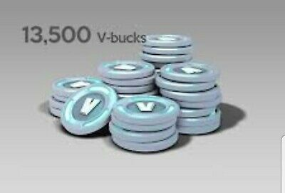 Fortnite 13500 V-Bucks Method Xbox Only READ DESCRIPTION NO REFUND