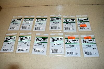 Nte Anti Stat Nte5021A Zener Diode- New- Lot Of 12