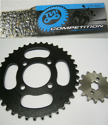 HONDA C70 C90 CUB Sprocket and Chain set 39 Rear 14 Front 420 x 98 Chain NEW