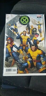 Powers Of X #4 Connecting Variant Molina Single Comic Cyclops Wolverine Nm