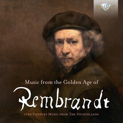 2-Cd Musica Amphion / Pieter-Jan Belder - Music From The Golden Age Of Rembrandt