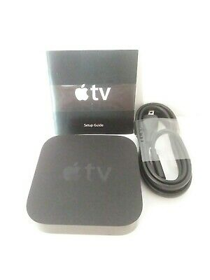 Apple A1469 (Apple Tv 3Rd Gen) 8Gb No Remote