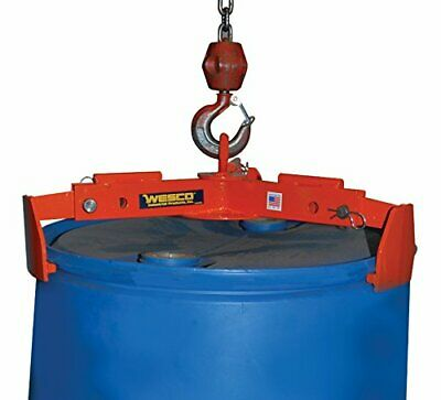 Wesco Industrial Products 240062 Universal Drum Lifter 1000-lb. Capacity 29.5...