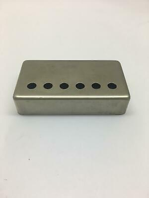 Nickel Silver Raw GP-7HNSRNH Closed  7-String Humbucker Cover