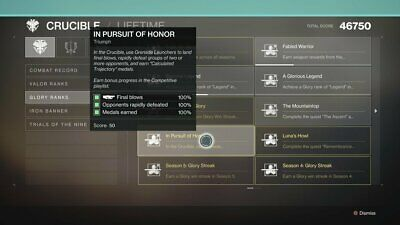 Destiny 2 The MountainTop (ONLY TRIUMPH IN 1 DAY) XBOX/PS4/PC