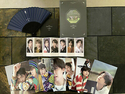 2019 BTS Summer Package Vol 5 in Korea - NO Drawing Diary - US seller