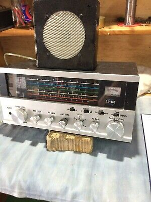 Communications Receiver . Realistic DX 160