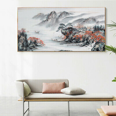 Aesthetic Art Collection Canvas Poster Living Room Hanging Picture Frameless