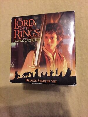 Lord Of The Rings Deluxe Starter Set