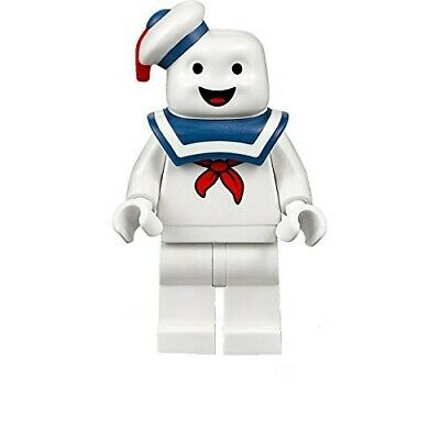 LEGO Ghostbusters Stay Puft Marshmallow Man Minifigure from 71233