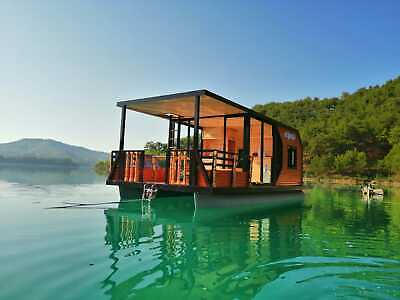 Houseboat in Turkey, Icmeler / Marmaris