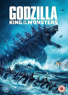 Godzilla - King of the Monsters (DVD, 2019)
