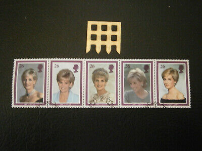 Gb Stamps - 1998 Diana Princess Of Wales Commemoration -  Fine Used