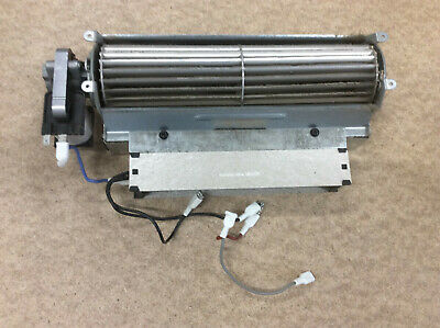 Dimplex Brayford Flame Effect Electric Stove Fire Fan Heater Blower Unit, BFD20R