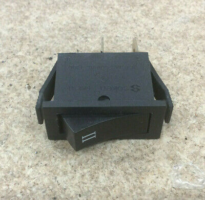 Dimplex Brayford Electric Stove Fire 2kw Heat Setting Rocker Switch, BFD20R