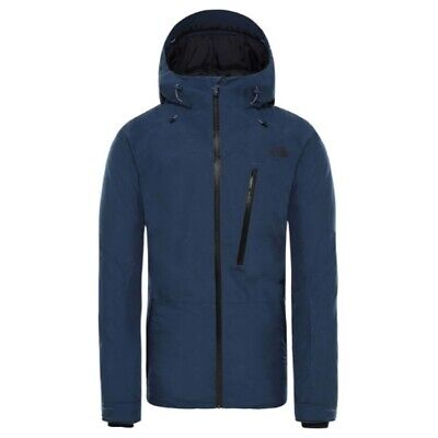 The North Face Descendit Jacket Blue Wing Teal NF0A3LZLN4L1/ Ropa Nieve Hombre